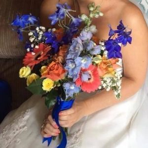 Jos Beautiful Wedding Bouquet