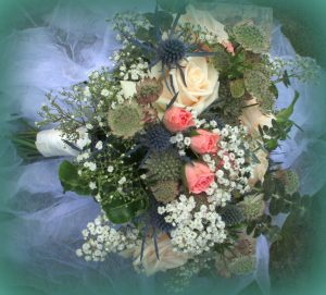 Philippa's Bridal Bouquet