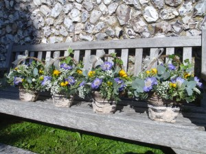 Baskets In A Row Ditchling