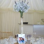 Cloud 9 Gypsophila Table Decoration
