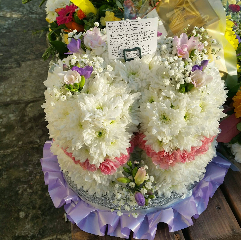 Wedding Funeral Floristry Testimonials